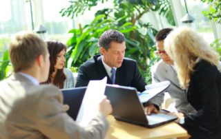 SMSF certified Accountants in meeting